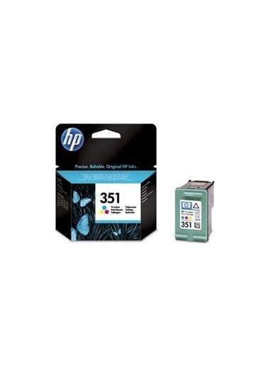 HP HP CB337EE (351) Renkli Orijinal Mürekkep Kartuşu Renkli